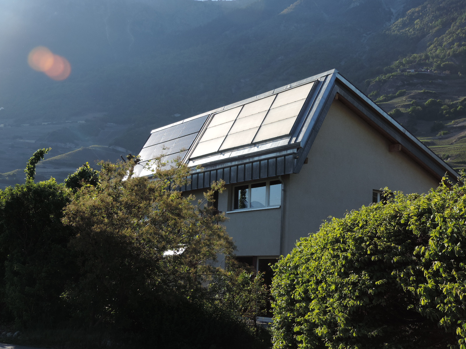 Fully PV + thermique